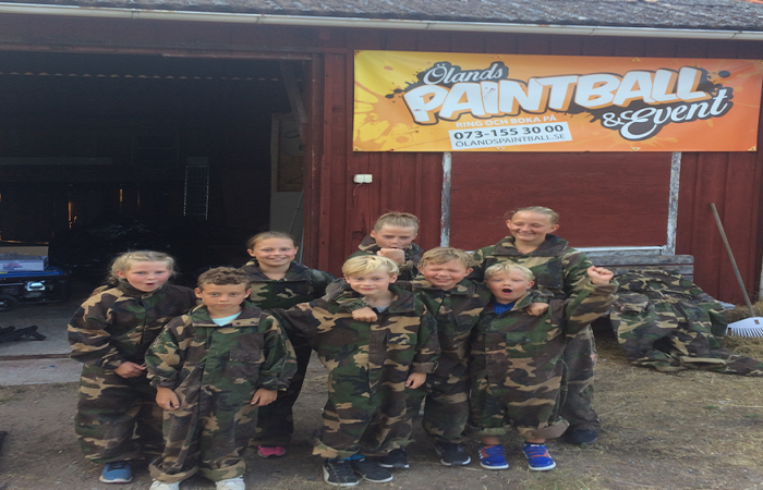 Juniorpaintball